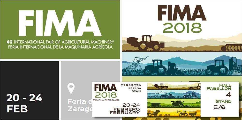 FIMA 2018 AGROSLAB