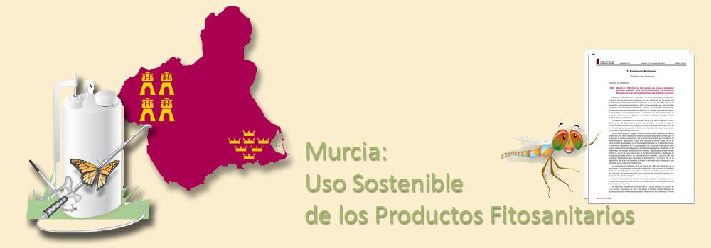 Uso Sostenible Productos Fitosanitarios Murcia